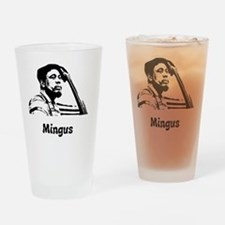 Charles Mingus Drinking Glass