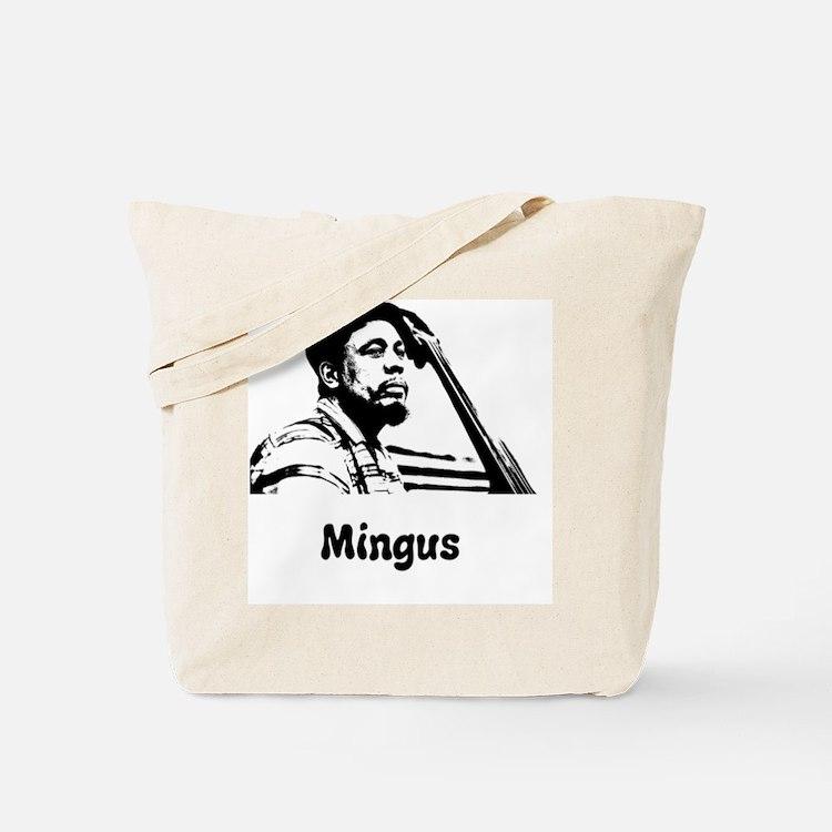 Charles Mingus Tote Bag