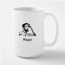 Charles Mingus Large Mug