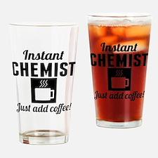 Instant Chemist Just Add Coffee Drinking Glass
