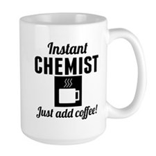 Instant Chemist Just Add Coffee Mugs