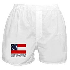 North Carolina RTTC Boxer Shorts