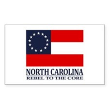 North Carolina RTTC Decal