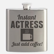 Instant Actress Just Add Coffee Flask