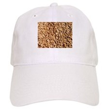 many small wheat grains Baseball Baseball Cap