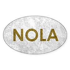 NOLA Stone Decal