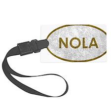 NOLA Stone Luggage Tag