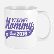New Mommy Est. 2016 Mug