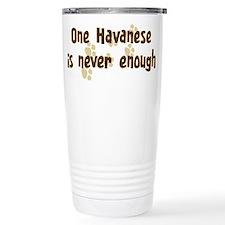 Cute One havanese Travel Mug