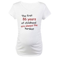 The First 86 Years Of Childhood Shirt