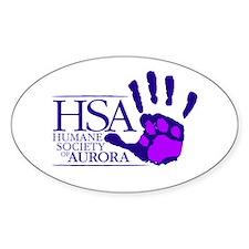 HSA Logo Decal