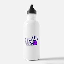 HSA Logo Water Bottle