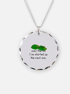 SENIOR MOMENTS - I'M SO FAR  Necklace