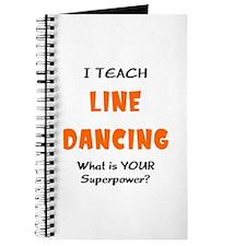 teach line dance Journal