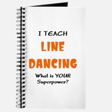 teach line dance Journal