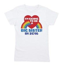 Big Sister 2016 Girl's Tee