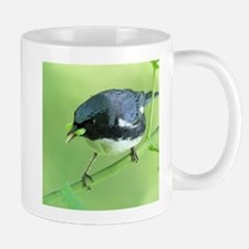 Black-Throated Blue Warbler Mugs