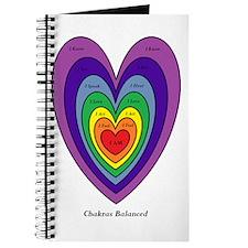 Chakra Balancing Heart Journal