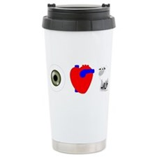 Cute Ewings Travel Mug