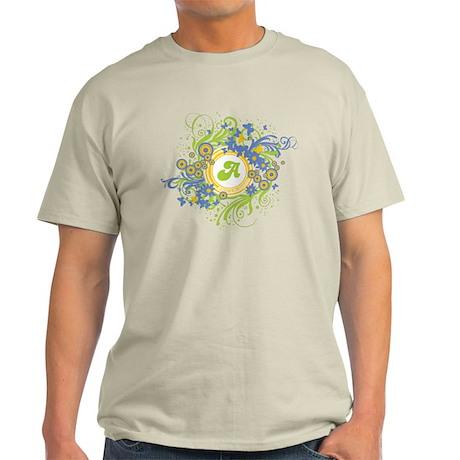 A for Atheist Light T-Shirt