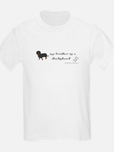 Cute Dachshund birthday T-Shirt