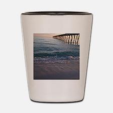 Pensacola Pier Shot Glass