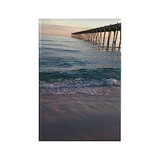 Pensacola Pier Rectangle Magnet