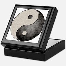 Harvest Moons Yin Yang Keepsake Box
