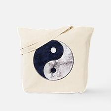 Harvest Moons Yin Yang Tote Bag