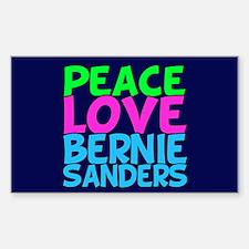 Bernie Sanders Love Decal