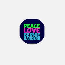 Bernie Sanders Love Mini Button