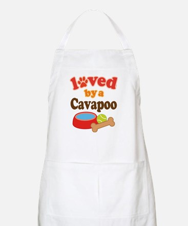 Cavapoo Dog Lover Apron
