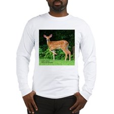 Victor's Fawn Long Sleeve T-Shirt
