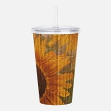 rustic western country Acrylic Double-wall Tumbler