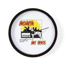 Dalmatian Club of Greater Atlanta Wall Clock