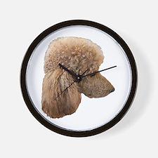 Unique Poodle Wall Clock