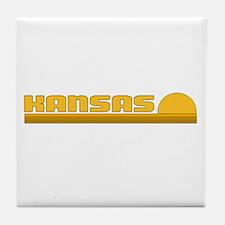 Kansas Tile Coaster