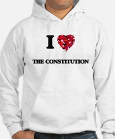 I love The Constitution Hoodie