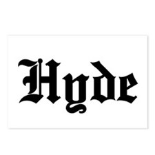 Hyde Postcards (Package of 8)
