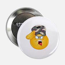 """army emoji 2.25"""" Button"""