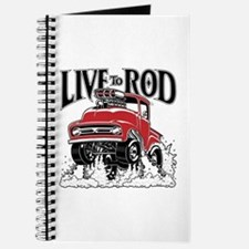 LIVE TO ROD 1956 F100 Gasser Journal