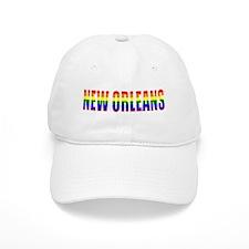 New Orleans Pride Baseball Cap