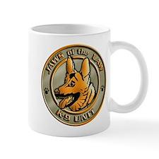 K-9 Unit Logo Mug