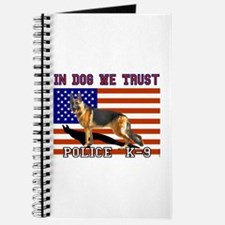 In Dog We Trust Journal