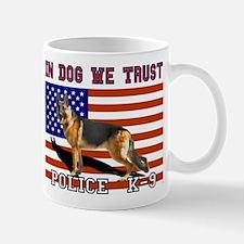 In Dog We Trust Mug