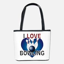 Circle Design Bucket Bag