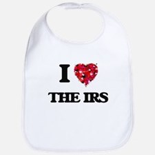 I love The Irs Bib