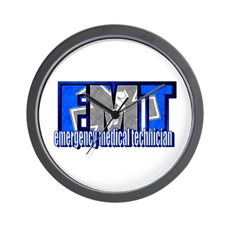 EMT Logo Wall Clock