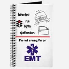Not Crazy EMT Journal