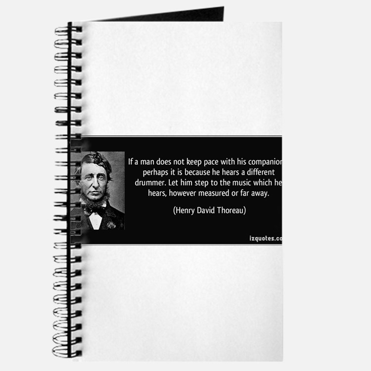 dialectical journals on henry david thoreau Henry david thoreau spent much time studying nature and applying those studies to the human condition his transcendentalist ideas shone through in his writings and his life.